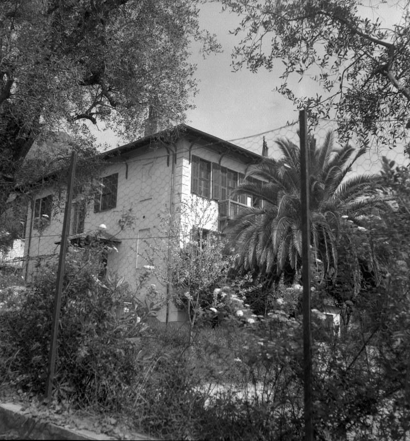 Willa Le Ręve w Vence. Tu mieszkał Henri Matisse /AFP