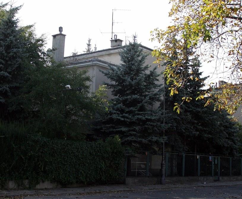 Willa w Warszawie przy ulicy Ikara 5 /ADAM NOCON /East News