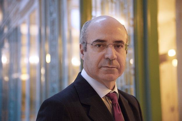 William Browder - jego proces w Rosji mial polityczny charakter /AFP