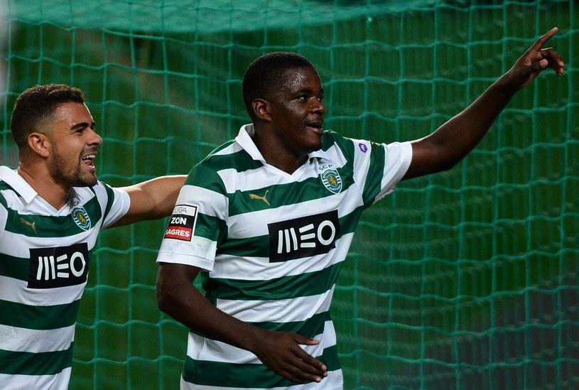 William Carvalho chce zostać w Sportingu Lizbona /AFP