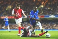 William Gallas /AFP