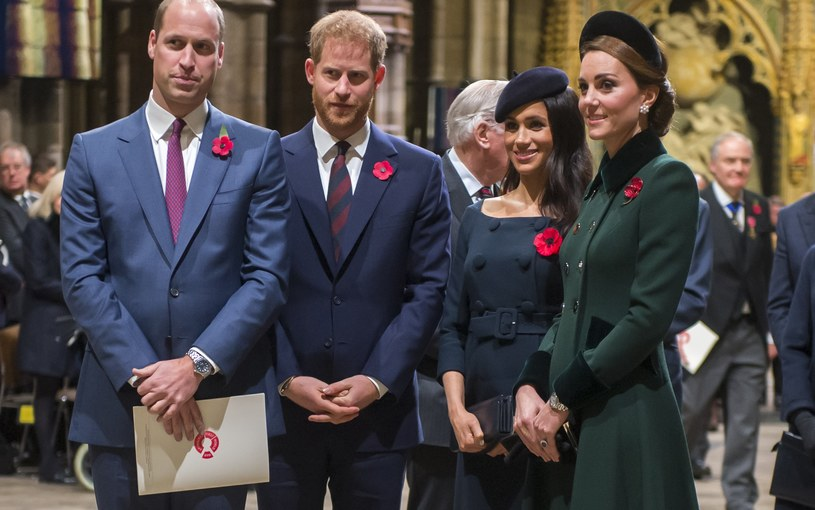 William, Harry, Meghan i Kate /WPA Pool /Getty Images