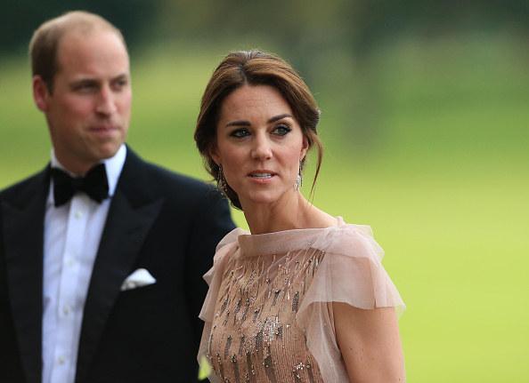 William i Kate byli bardzo związani ze swoim psem Lupo / Stephen Pond / Stringer /Getty Images