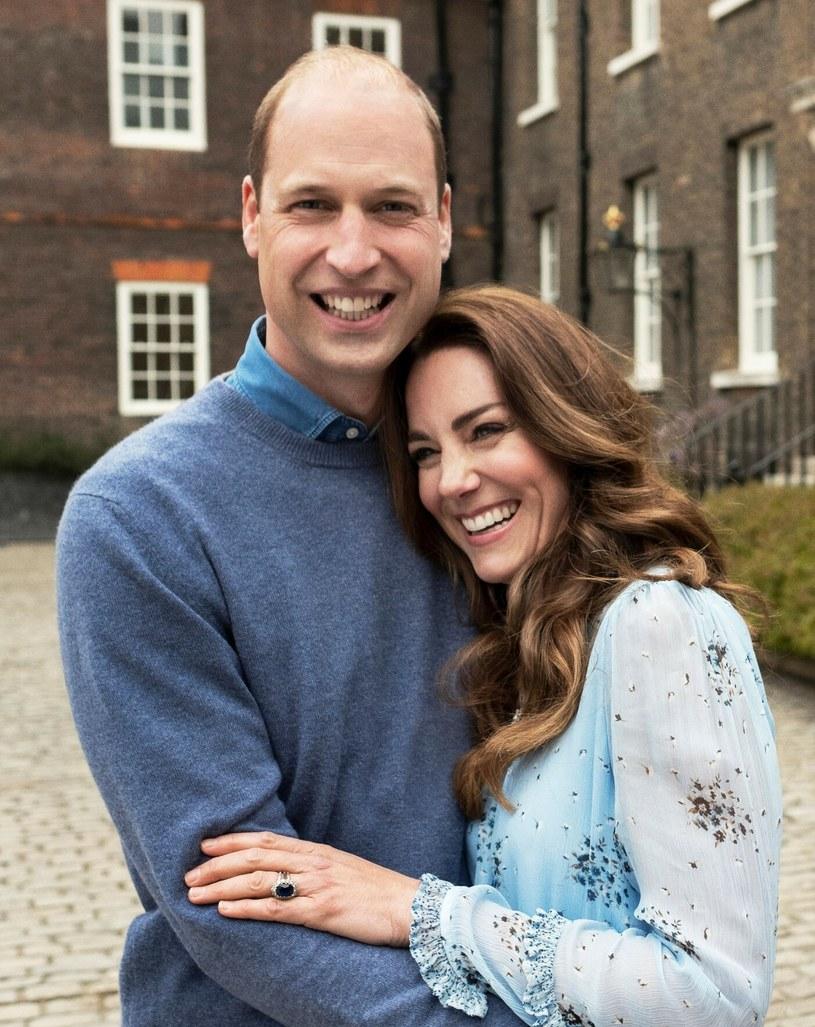 William i Kate mieli swoje wzloty i upadki, ale z każdego kryzysu wychodzili coraz silniejsi... /Chris Floyd/Camera Press/Shutterstock /East News