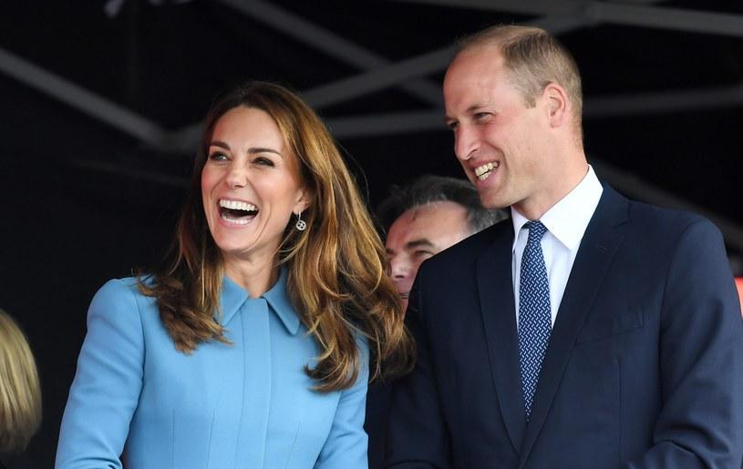 William i Kate to jedna z najbardziej rozpoznawalnych par na świecie /James Veysey/REX /East News