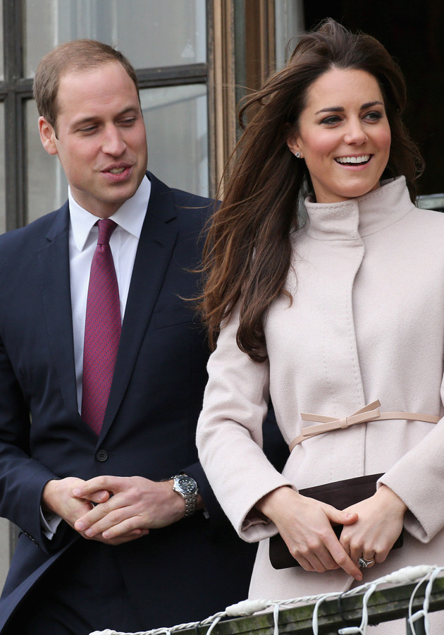 William i Kate /Getty Images