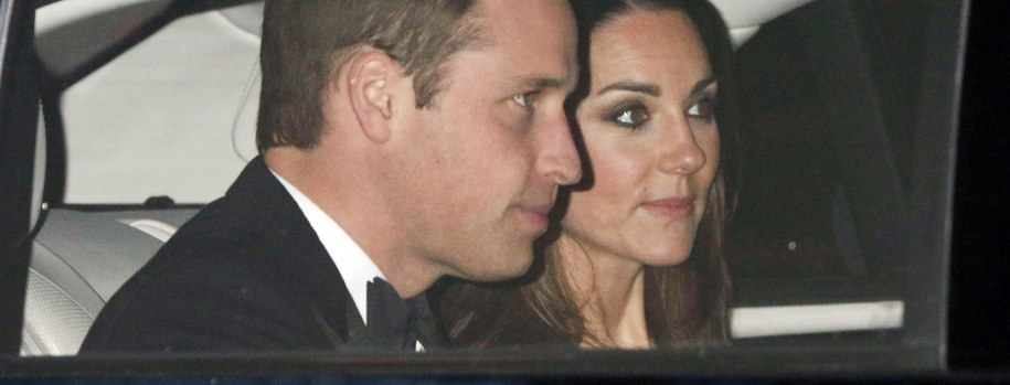 William i Kate /PAP/PA/Yui Mok /PAP