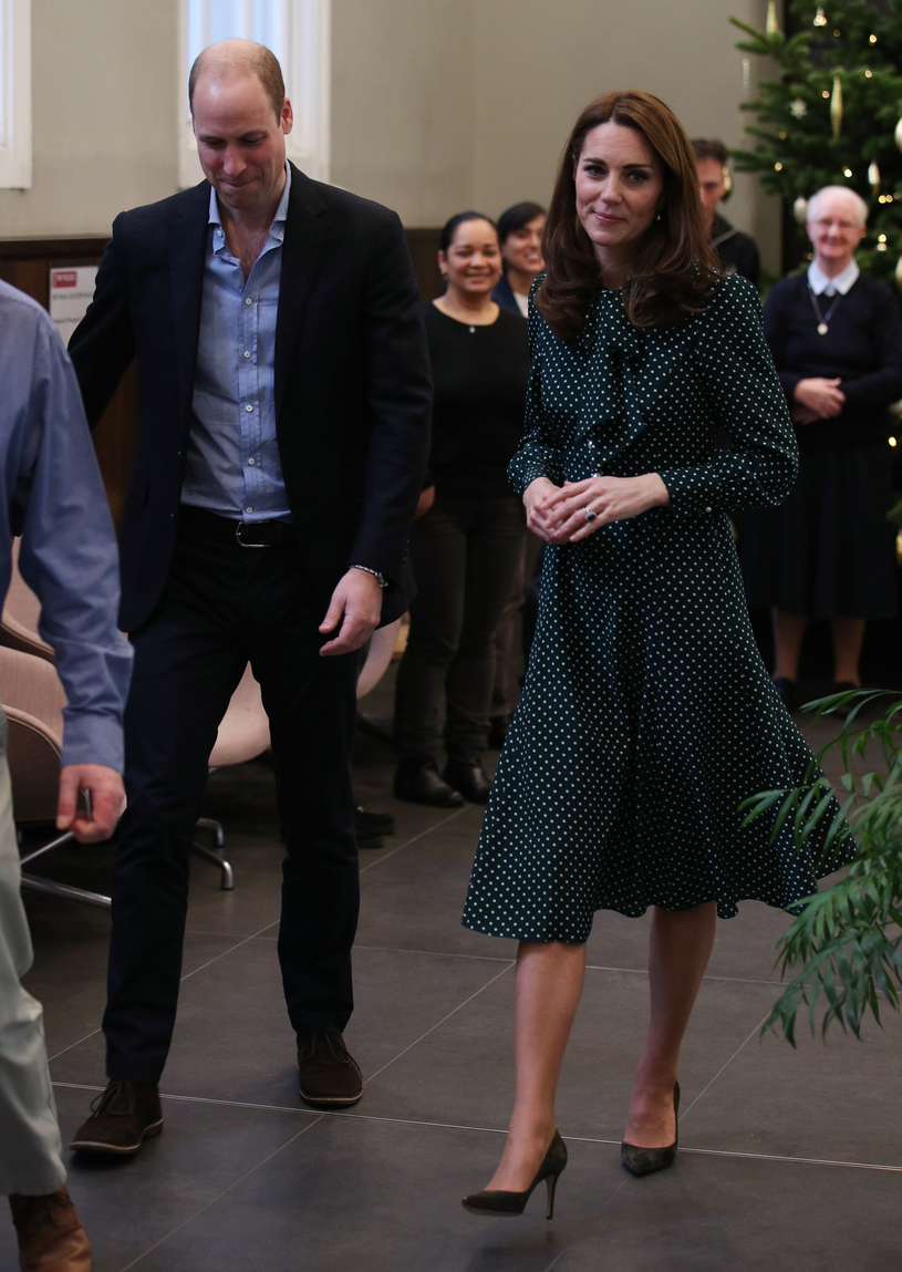 William i Kate /Pool /Getty Images