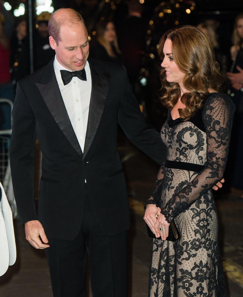 William i Kate /Samir Hussein /Getty Images