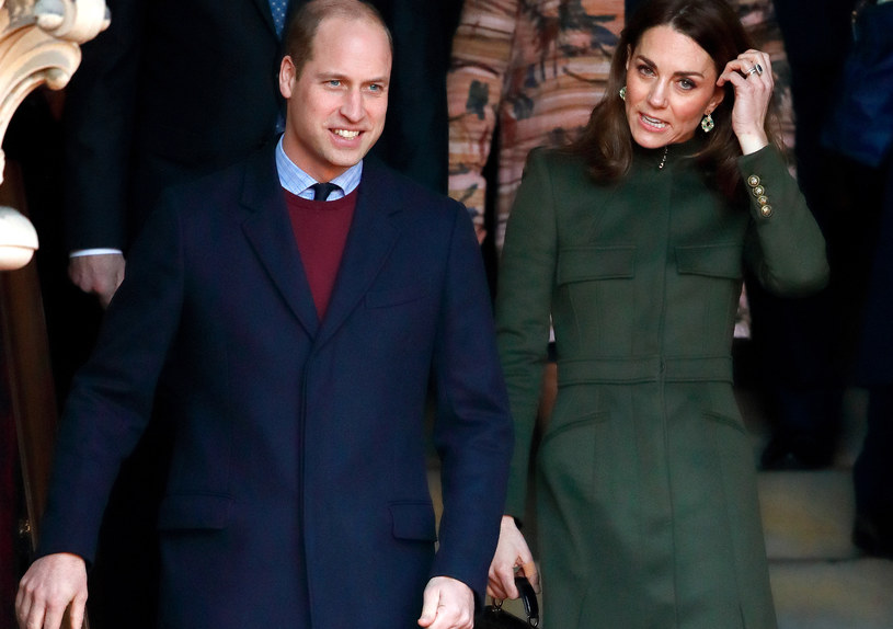 William i Kate /Max Mumbly /Getty Images