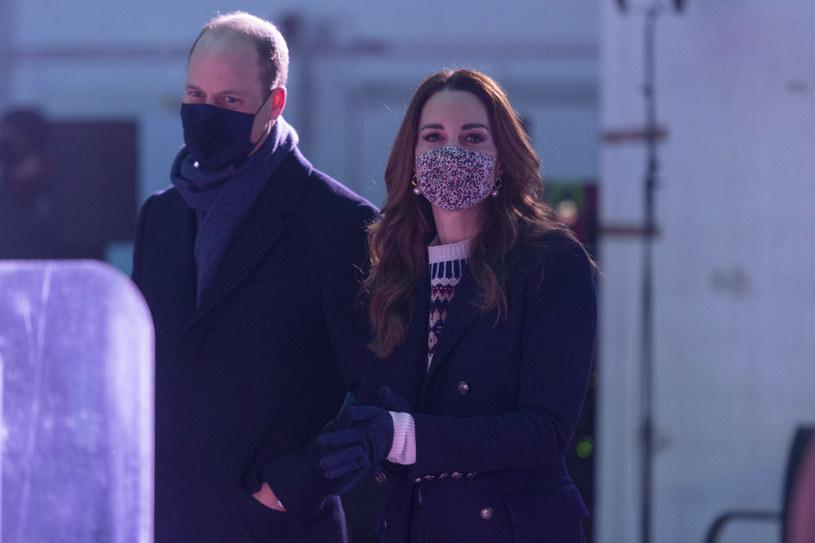 William i Kate /Pool /East News