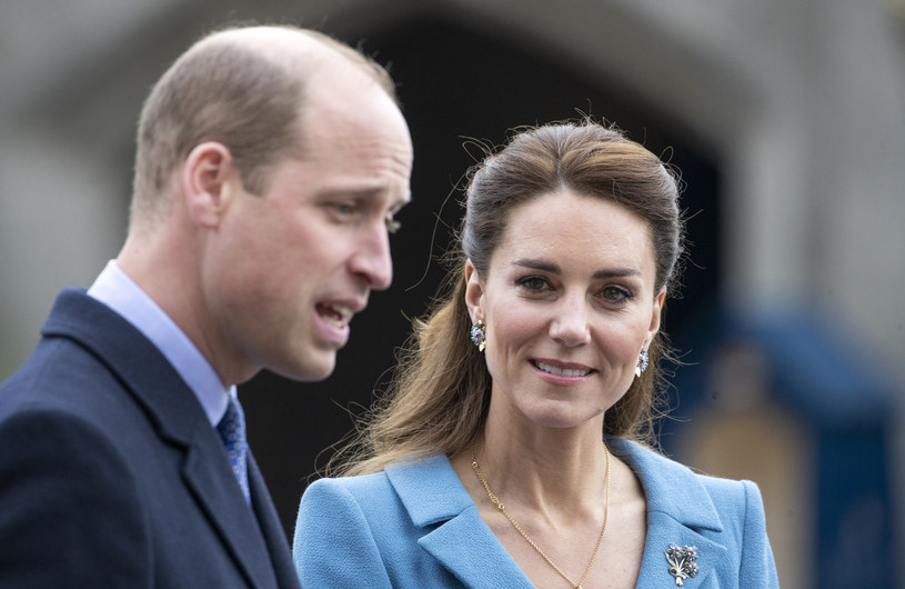 William i Kate /WPA Pool /Getty Images