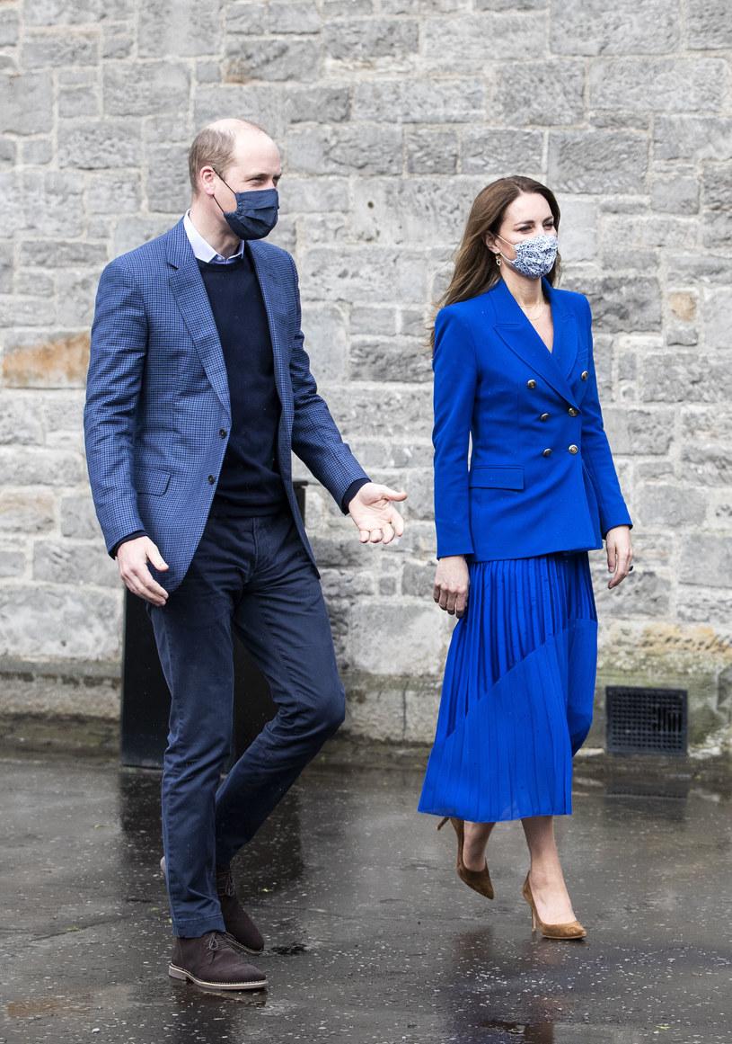 William i Kate /Pool /MWMedia