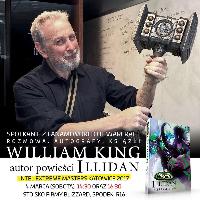 William King /materiały prasowe