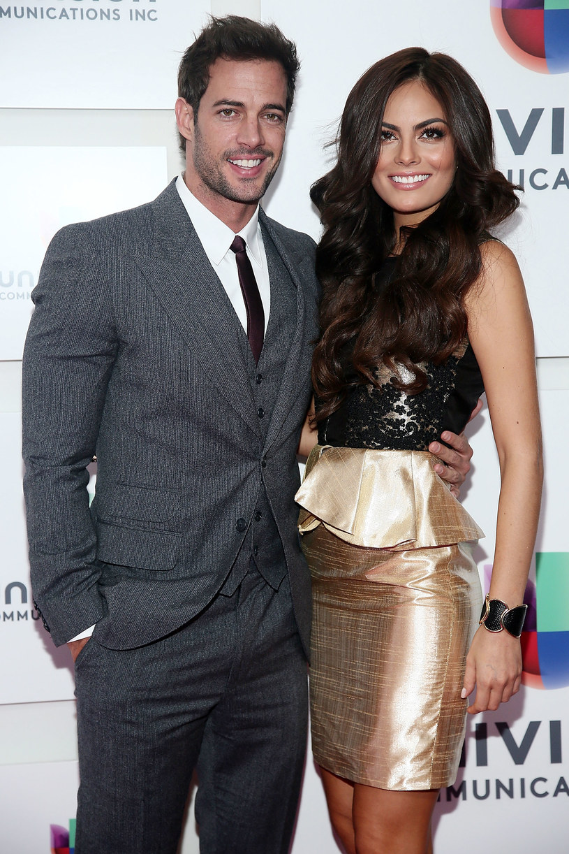 William Levy i  Jimena 'Ximena' Navarrete /Astrid Stawiarz /Getty Images