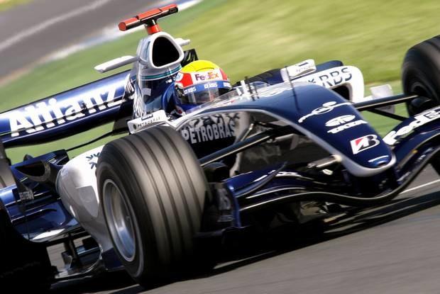 Williams Webbera uległ awarii / Kliknij /INTERIA.PL