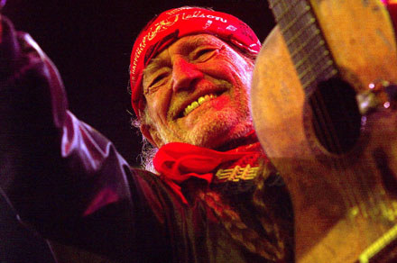 Willie Nelson /arch. AFP