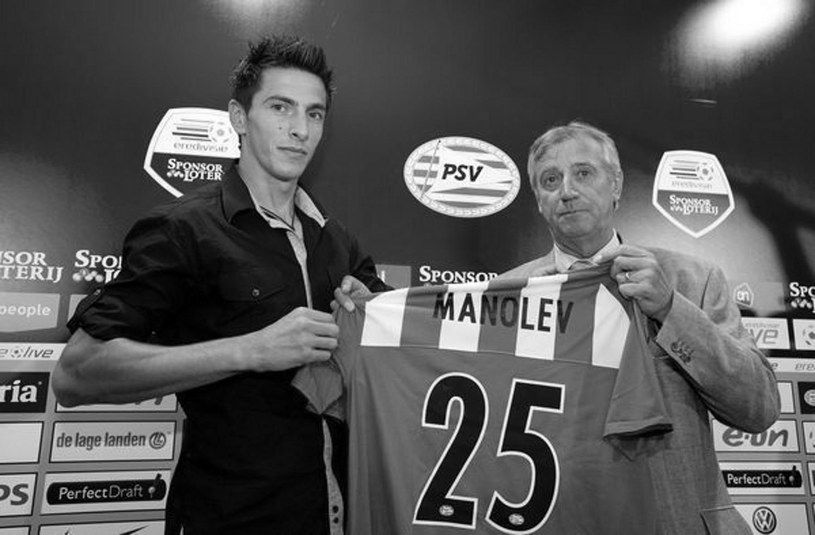 Willy van der Kuijlen (z prawej) /AFP
