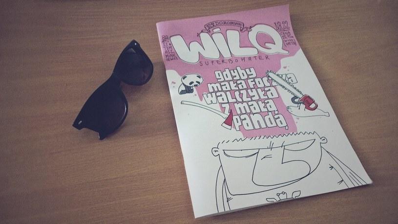 Wilq 22 - szczerze polecamy! /INTERIA.PL