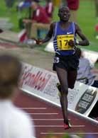 Wilson Boit Kipketer wygrał bieg na 3000 m z przeszkodami