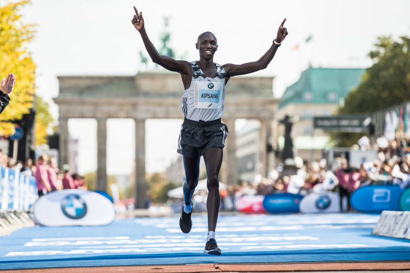 Wilson Kipsang /Getty Images