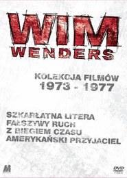 Wim Wenders - kolekcja filmów 1973-1977