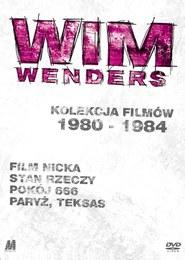 Wim Wenders - kolekcja filmów 1980-1984