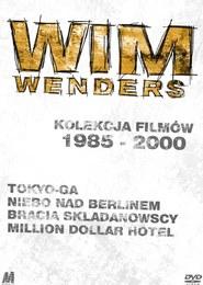 Wim Wenders - kolekcja filmów 1985-2000