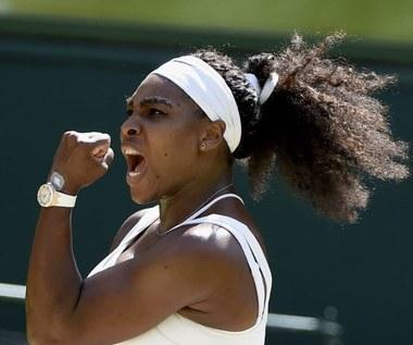 Wimbledon 2015. Serena Williams - Gabrine Muguruza 6:4, 6:4 w finale