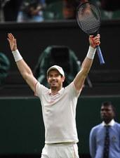 Wimbledon. Andy Murray w trzeciej rundzie