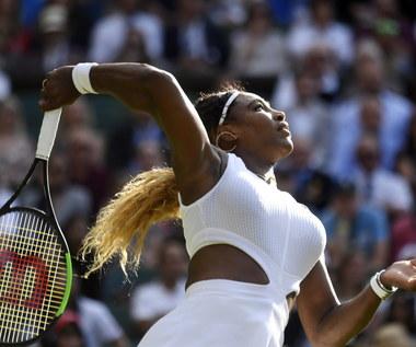Wimbledon. Awans Sereny Williams, krecz Marii Szarapowej
