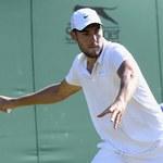 Wimbledon: Jerzy Janowicz przegrał w trzeciej rundzie