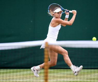 Wimbledon. Magda Linette - Anna Kalińska 6:0 7:6 w pierwszej rundzie