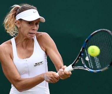 Wimbledon. Magda Linette przegrała z Bethanie Mattek-Sands w 1. rundzie