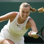 Wimbledon. Petra Kvitova odpadła w pierwszej rundzie