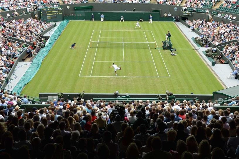 Wimbledon rozgrywany jest od 1877 roku /AFP