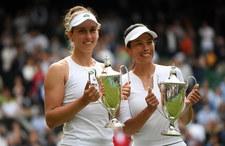 Wimbledon. Su-Wei Hsieh i Elise Mertens triumfowały w deblu
