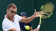 Wimbledon: Zwycięstwo Jerzego Janowicza w pierwszej rundzie