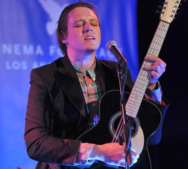 Win Butler, frontman Arcade Fire (fot. Alberto E. Rodriguez) /Getty Images/Flash Press Media