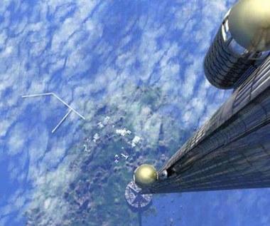 Winda kosmiczna gotowa w 2050 roku. Podróż potrwa tydzień