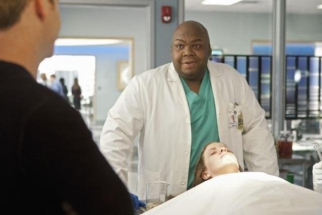 """Windell Middlebrooks w serialu """"Anatomia prawdy"""" /materiały prasowe"""