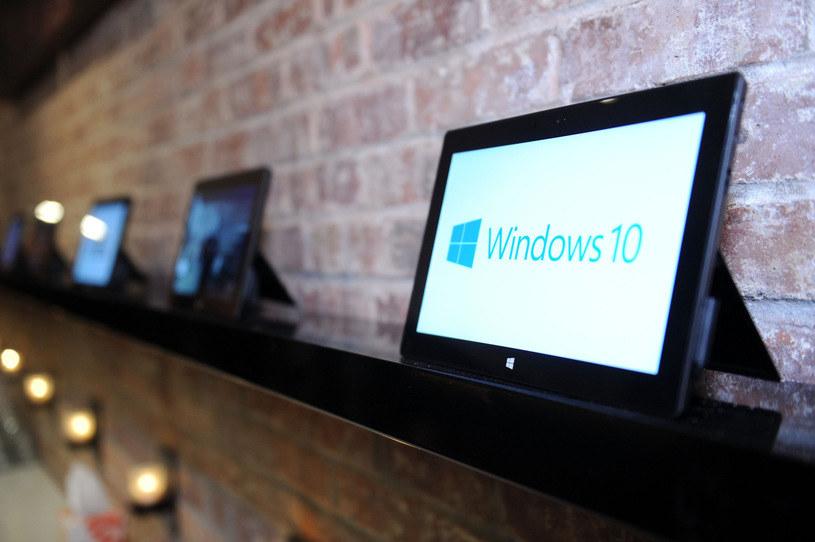 Windows 10 dostanie czwartą dużą aktualizację /AFP