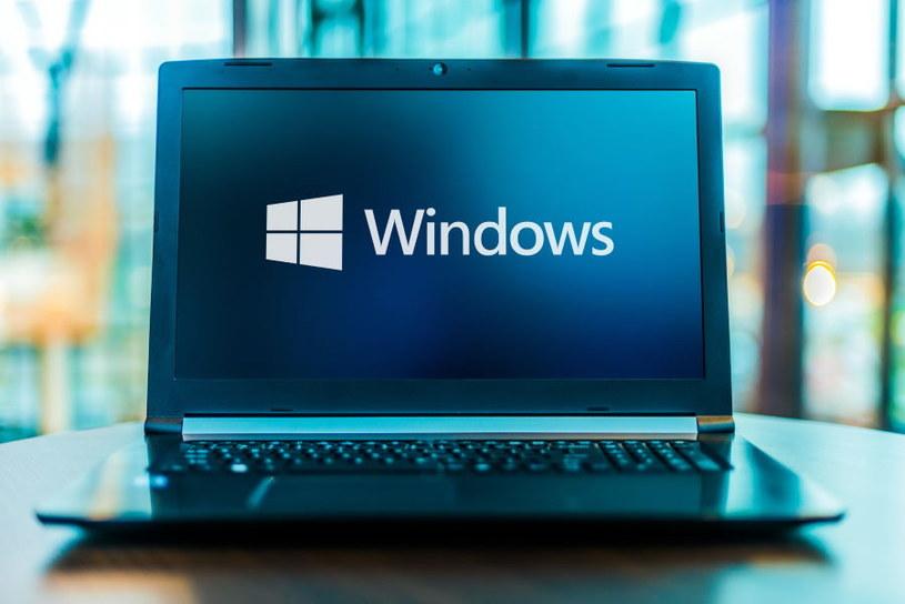 Windows 10 - informacja o zmianie nazwy użytkownika może się przydać /123RF/PICSEL