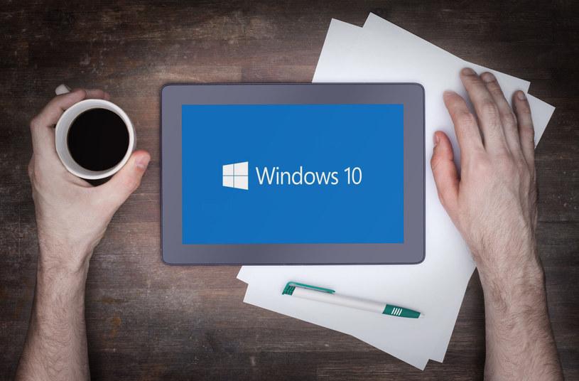 Windows 10 jest strzałem w dziesiątkę? Tak uważa Microsoft /123RF/PICSEL