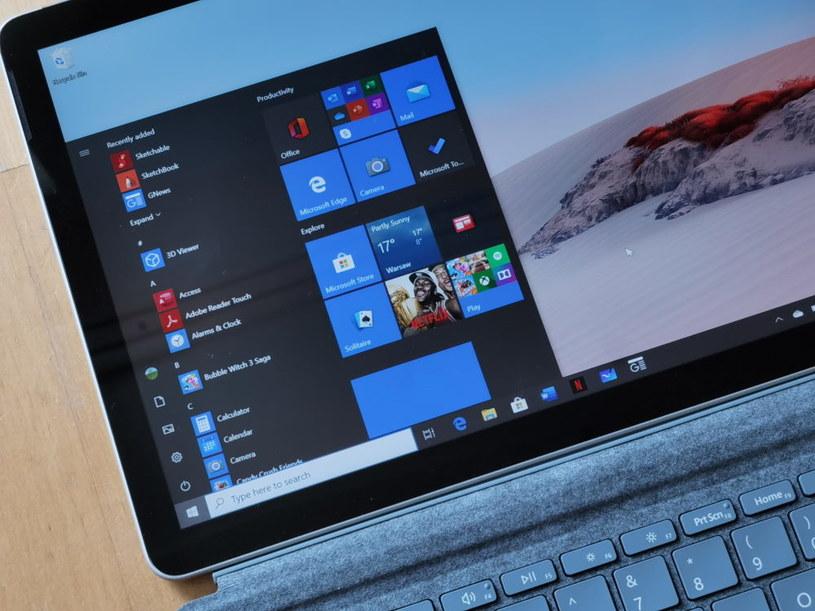Windows 10 otrzyma nowy schowek /INTERIA.PL