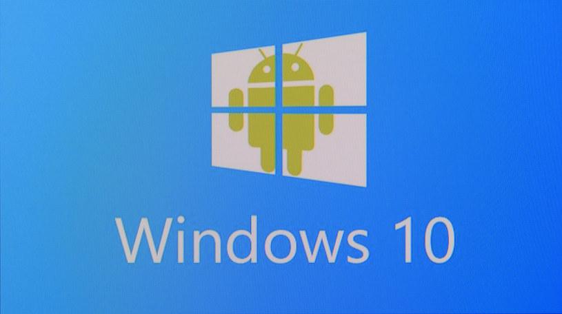 Windows 10 uruchomi aplikacje z Androida? /123RF/PICSEL