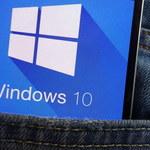 Windows 10 z aktualizacją, która rozwiązuje problemy