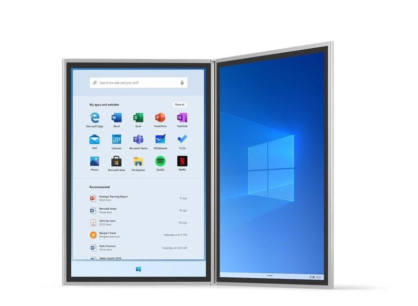 Windows 10X /materiały prasowe