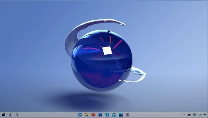 Windows 20 koncept - zrzut ekranu z filmu YouTube /INTERIA.PL