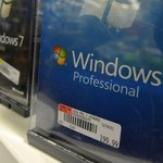 Windows 7 droższy niż sądzono